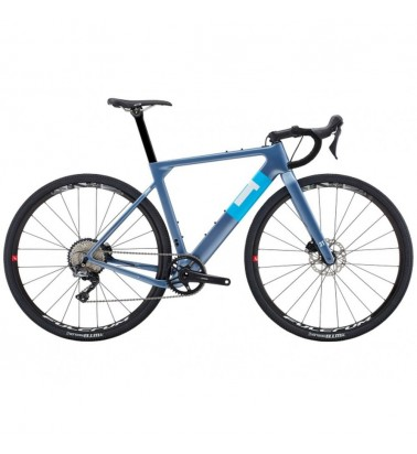 Vélos complets Gravel EXPLORO FM PRO GRX Grey/Blue