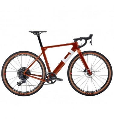 Vélos complets Gravel Exploro FM Team Eagle ETap Brown