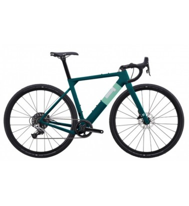 Vélos complets Gravel Exploro PRO Rival Blue Water