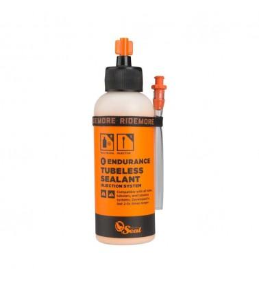 Préventifs Tubeless Orange Seal préventif Endurance avec injecteur 4oz