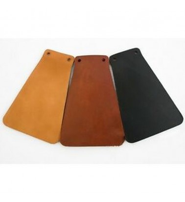 Gardes Boues Leather Mud Flap