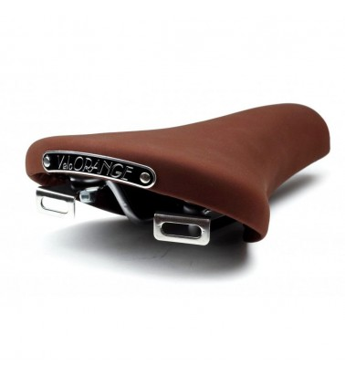 Selles Microfiber Touring Saddle Wide